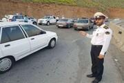 محدودیت تردد خودرو در همدان اعمال میشود