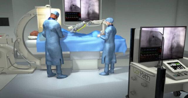 جراحی قلب از راه دور