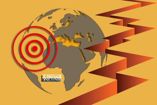 زلزله هوم پیج