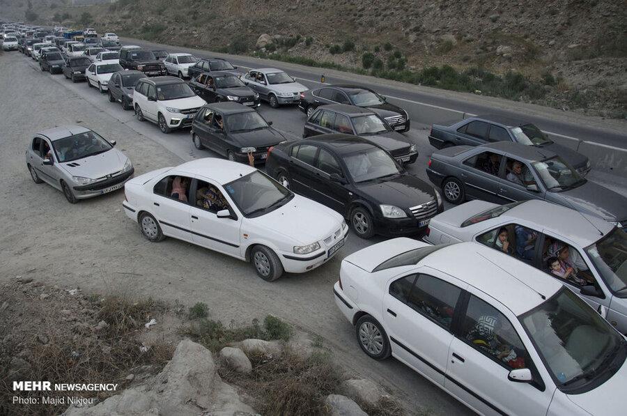 محدودیت ترافیکی یک هفته ای در راههای مازندران
