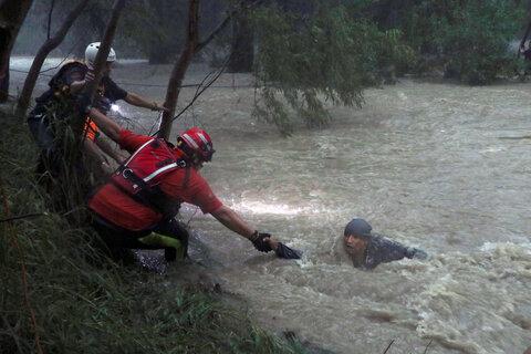 توفان مکزیک