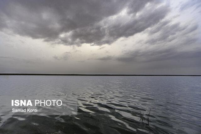 بارش 33 میلی متری در انزلی/ کاهش ابرناکی هوا در روز عاشورا