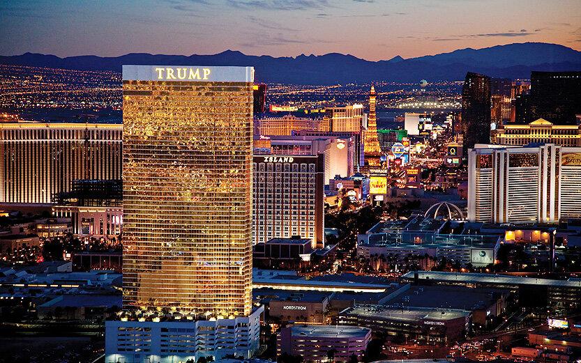 هتلهای ترامپ 833