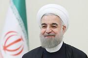 رئیس جمهور عید سعید غدیر خم را به مراجع عظام تقلید تبریک گفت