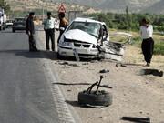 جادههایی که هر روز ۳ کشته و ۴ زخمی به خود دیدهاند