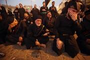 عکس روز: عاشورا در بغداد