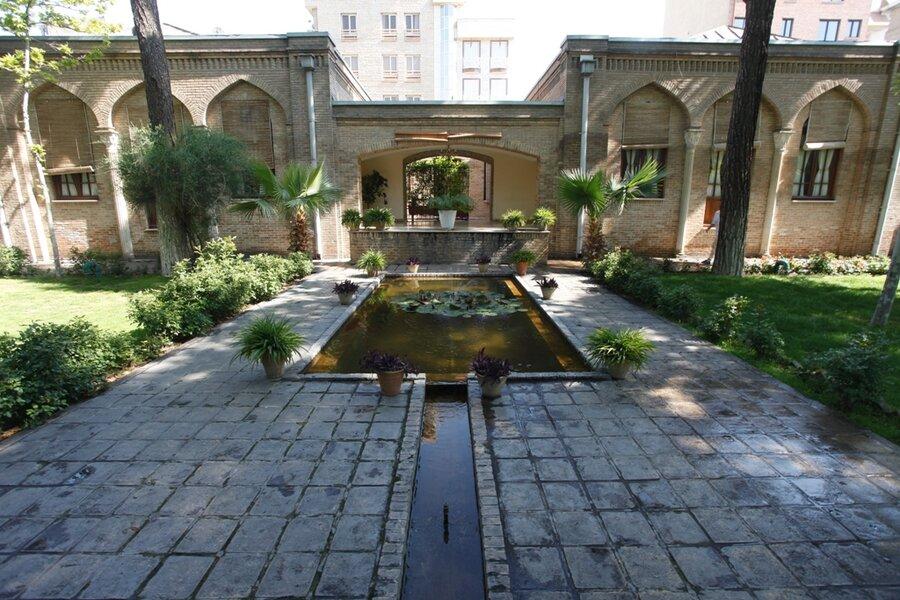 باغ نگارستان باغشهر