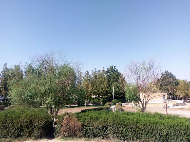 پارک مهریز