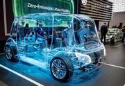 عکس روز: ماشین شفاف