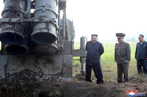 پرتابگرهای تازه کره شمالی