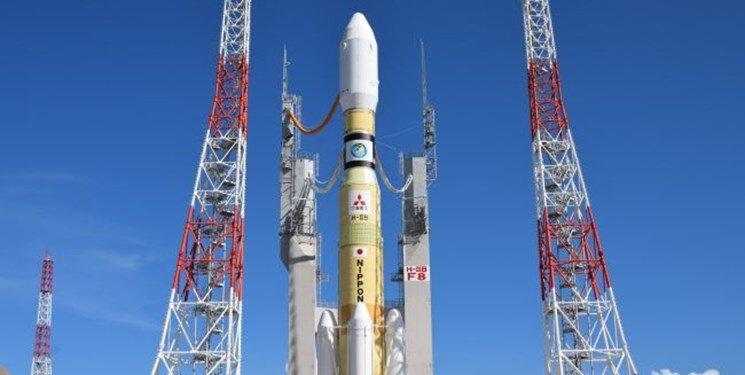 ارسال نخستین محمولهژاپن به ایستگاه فضایی