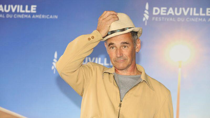 مارك رايلنس در جشنواره دوويل فرانسه