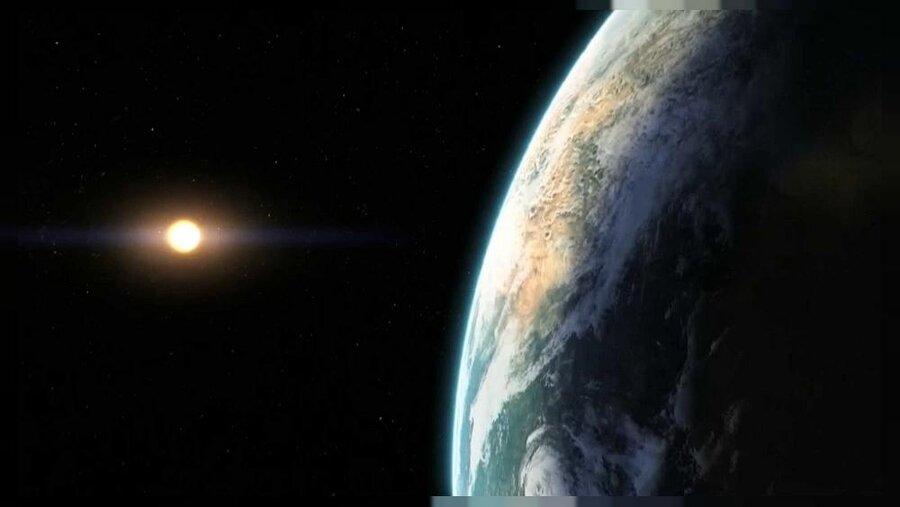 دانشمندان در در جو سیارهای در خارج از منظومه شمسی آب کشف کردند