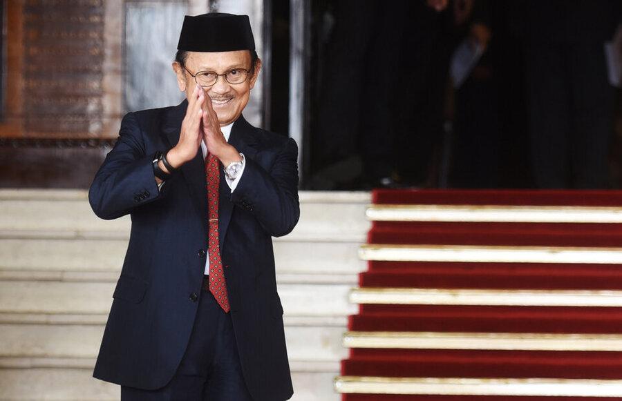 رئیس جمهوری سابق اندونزی در سن ۸۳ سالگی درگذشت