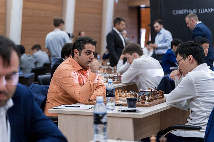 قائم مقامی رکوردار بهترین پیروزی تاریخ شطرنج ایران
