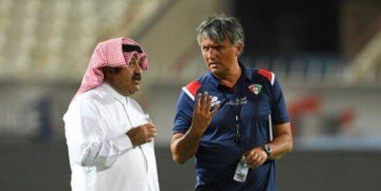 اولین قربانی انتخابی جام جهانی؛ سرمربی کویت اخراج شد