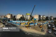 تهران | زیرگذر گیشا تا پایان سال ۹۸  به بهرهبرداری میرسد