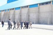 افتتاح سیلوی بوکان پس از ۱۶ سال