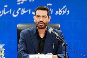 توضیح قاضی مسعودی مقام درباره حضور شبنم نعمت زاده با چادر در دادگاه | تصاویری از دادگاه را ببینید