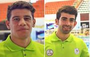 پاراشنای قهرمانی جهان؛ ضیغمینژاد و ایزدیار در  ۱۰۰ متر قورباغه پنجم و ششم شدند