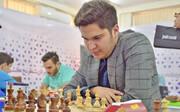 مصدقپور قهرمان بخش برقآسای مسابقات شطرنج بینالمللی ابن سینا شد