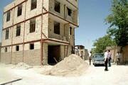 زمینهای بیسند، خانههای بیپروانه در یزد
