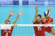 والیبال | شکست در برابر استرالیا | ایران صدرنشینی را از دست داد