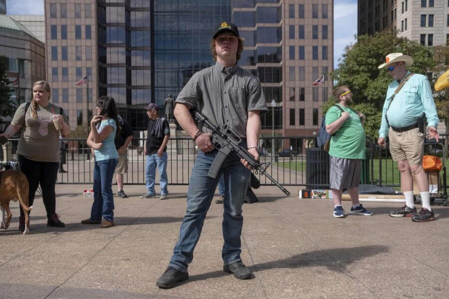gun supporter