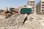 روزانه چند هزار تن پسماند ساختمانی در تهران تولید میشود؟   تبدیل نخالههای ساختمانی به کفپوش خیابانها