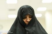 تصاویر | پنجمین جلسه دادگاه شبنم نعمت زاده که قاضی به حجاب متهم اعتراض کرد