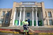 شستوشو و آمادهسازی مدارس در استقبال از مهر