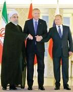 روحانی با روسای جمهور روسیه و ترکیه بهصورت جداگانه گفت و گو کرد