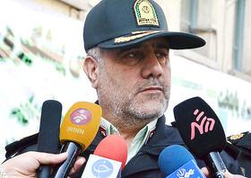 واکنش رئیس پلیس پایتخت به طفره کلانتریها از ثبت شکایت شهروندان