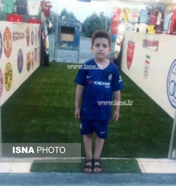 عماد 8 ساله