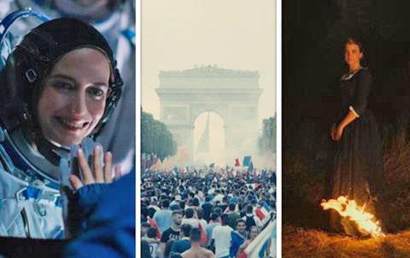 سه نامزد نهايي سينماي فرانسه براي اسكار