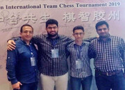 قهرمانی ایران در مسابقات شطرنج جام همکاری شانگهای