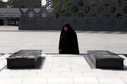 یاد یاران در میدان آیینی امامحسین(ع)