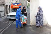 آنالیز پسماندهای خشک و تر شهروندان منطقه ۹