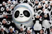 عکس روز: پاندای المپیک ۲۰۲۲