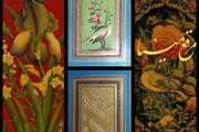 مرقع مینا میرعماد در کاخ گلستان رونمایی می شود