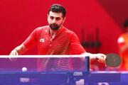 حذف ملی پوشان تنیس روی میز ایران از قهرمانی آسیا ۲۰۱۹