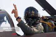 قدرت هوایی | تمرین مشترک ارتش و سپاه