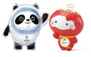 نماد بازیهای المپیک زمستانی پکن رونمایی شد