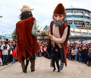 غولهای بندر انزلی در آرزوی رفتن به باکو