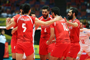پیروزی والیبال ایران مقابل کره جنوبی ؛ فینالیست شدیم | ماجرای کارت قرمز