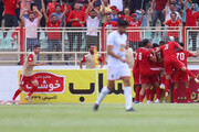 پیروزی تراکتور مقابل گل گهر با گل به خودی