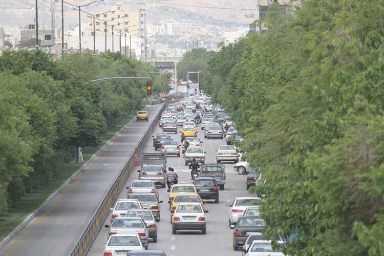 گره کور «مهر» بر ترافیک اصفهان