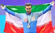 وزنهبرداری قهرمانی جهان؛ مدال سبک وزن بعد از چهل سال توسط قشقایی به کشورمان رسید