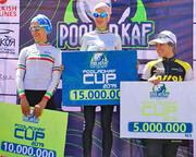 قهرمانی فرحبخشیان در دوچرخهسواری جایزه بزرگ فارس