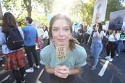 عکس روز: اعتراض دانشآموزان